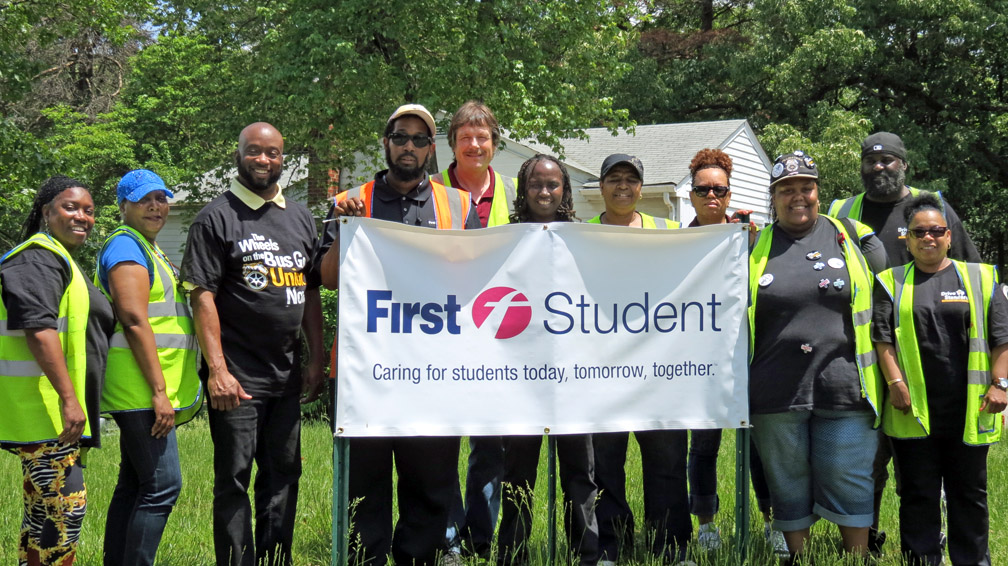 First Student Workers In Baltimore Ratify First Contract