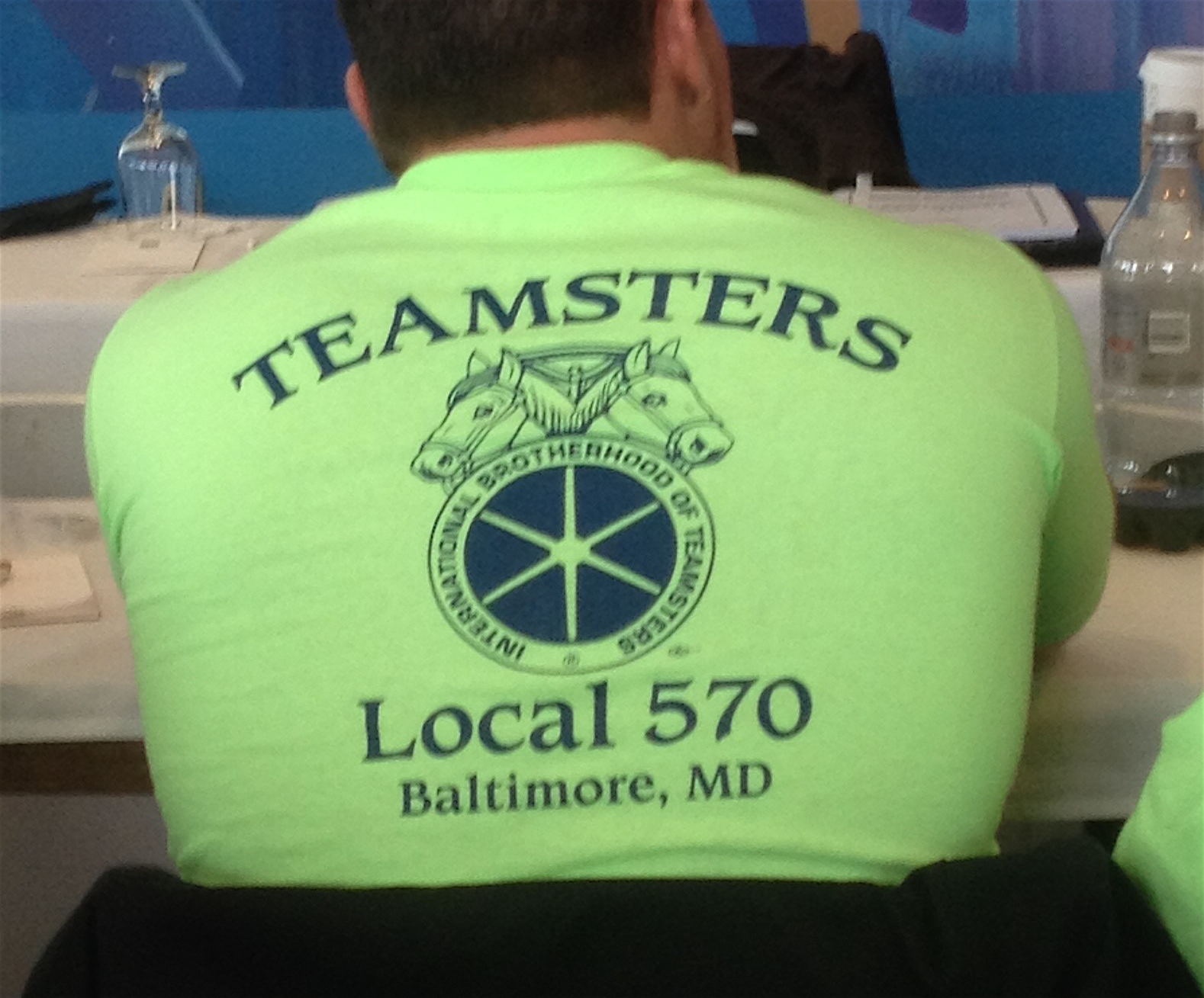 Teamsters local 570 -